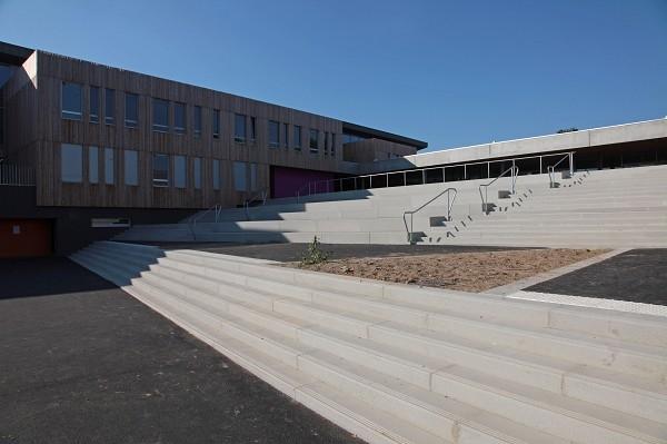 Campus College branchement site