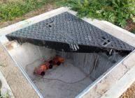 Chambres Télécom Sous Chaussée Stradal Activité Vrd Génie Civil
